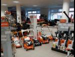 Půjčovna zahradní a lesní techniky, pronájem strojů a nářadí ve Zlíně