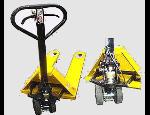 Paletové vozíky, manipulační technika – prodej, opravy, technické kontroly