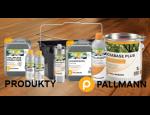 Produkty Pallmann pro �dr�bu, ochranu a �i�t�n� d�ev�n�ch podlah a parket