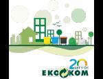 Třídění odpadu, recyklace odpadových materiálů, sběrné kontejnery, dvory