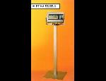 Průmyslové váhy a vážní systémy, váhové terminály