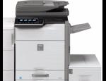 Servis kopírovacích strojů a tiskáren SHARP, zásobování spotřebním materiálem