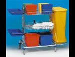 Úklidové vozíky, hotelové vozíky, prádelní a servisní vozíky v e-shopu