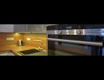 Kuchyňské spotřebiče Bosch, Gorenje, Siemens včetně kování a úložných systémů