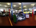 Stanice technické kontroly a měření emisí v Bosch Car servis Opava
