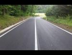 Vodorovné dopravní značení silnic, dálnic i parkovišť