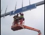 Svislé dopravní značení pro silnice nižších tříd, I. tříd a dálnic