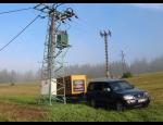 Pronájem elektrocentrál při plánovaných odstávkách elektřiny
