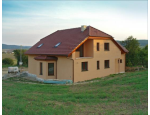 Výstavba rodinných a bytových domů na klíč, stavební návrhy, vizualizace