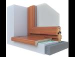 Vnitřní parapety z PVC, dřevotřísky i polymramoru – zakázková výroba
