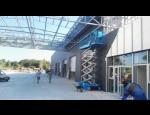 Ocelové konstrukce včetně opláštění pro rychlou výstavbu montovaných hal