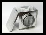 Vzduchotechnika, vzduchovody, komponenty VZT rozvodů v e-shopu