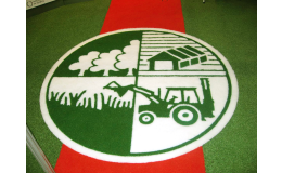 Umělý sportovní vpichovaný koberec PLAYRITE