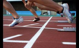 OSST SURFACES, povrch na bázi gumy pro atletiku i tělocvičny
