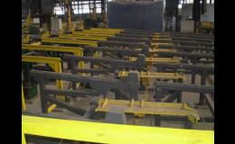 Ocelové konstrukce od METALLURGICAL & STEEL SERVICE