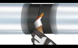 Izolační pásky DENSOLEN k těsnění a izolaci potrubí