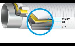 Vícevrstvé izolační pásky brání pronikání vodních par a kyslíku