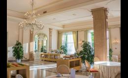 Návrh a realizace interiérů restaurací na klíč