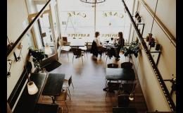 Rekonstrukce a modernizace interiérů restaurací a kaváren