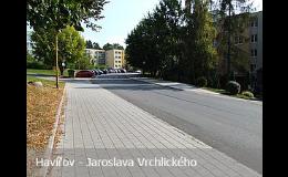 Výstavba pozemních komunikací JANKOSTAV s.r.o. Ostrava