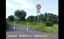 Výstavba, rekonstrukce chodníků, parkovišť, odstavných ploch