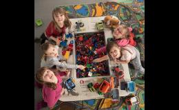 Zábava pro rodiny s dětmi v science centru Třebíč