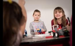 Volný čas pro rodiče a děti v ekotechnickém centru