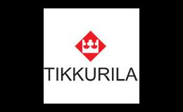 Míchání průmyslových barev Tikkurila
