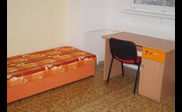 Výhodné ubytování v tří a čtyřlůžkových pokojích v Ostravě