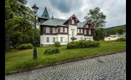 Léčebné pobyty v prostředí horských lázní Karlova Studánka