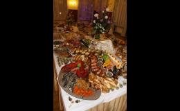 Občerstvení, speciality pro účastníky kongresů, workshopů, školení