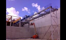 Instalace dřevozpracující linky - SD Install Znojmo