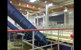 Kompletní montáže dřevozpracujících linek a technologií