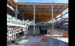 Instalace linky na zpracování dřeva v tuzemsku i zahraničí