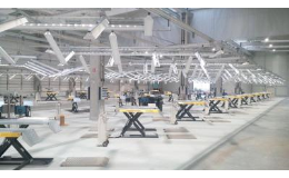 Montáže a elektroinstalace průmyslových objektů a zařízení