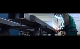 Robotické svařování, svarky, výpalky, výlisky