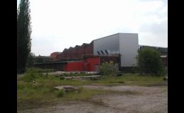Projekty pro strojírenskou metalurgii - Metakon Brno