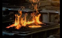 Projekty technologických zařízení pro slévárny a metalurgii