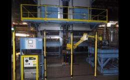 Návrhy konstrukcí strojů a zařízení pro strojírenskou metalurgii