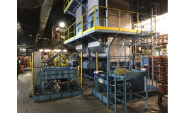 Výroba strojů a zařízení pro slévárny podle vlastních návrhů