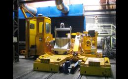 Výroba odlévacích zařízení, slévárenské technologie