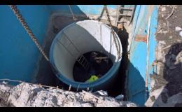 Betonové kanalizační potrubí DILES Company s.r.o. Ostrava