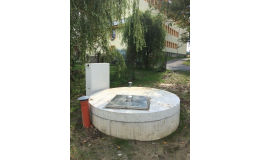 Přečerpávací stanice odpadních vod - DILES Company s.r.o.