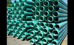 Vodovodní potrubí a tvarovky pro stavbu a rekonstrukce vodovodu
