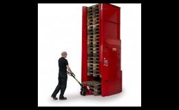 Automat na stohování a obebírání palet Palomat