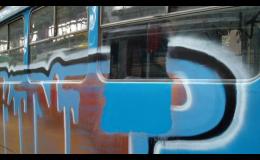 Služby čištění graffiti městům, bytovým družstvům, firmám
