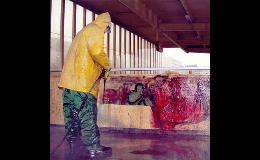 Odstranění graffiti, sprejů, fix, tagů, lepidel z fasád, povrchů