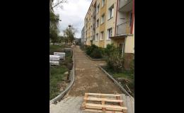 Výstavba a rekonstrukce dopravních staveb Brněnsko