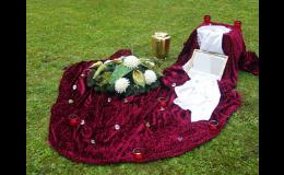 Vsypy, rozptyly na vsypové loučce - Pohřební ústav EXCELENT