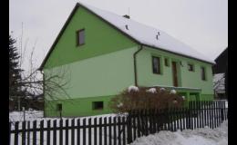 Kompletní rekonstrukce rodinných domů OKAL